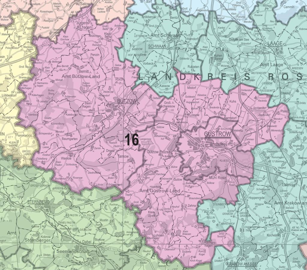 Wahlkreis 16