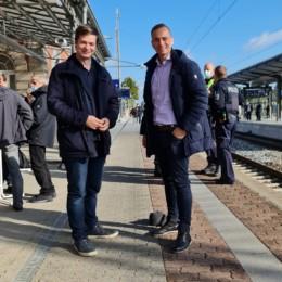 Philipp und Johannes