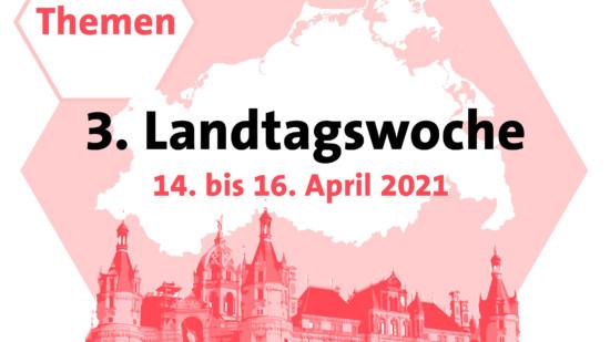Landtagswoche April