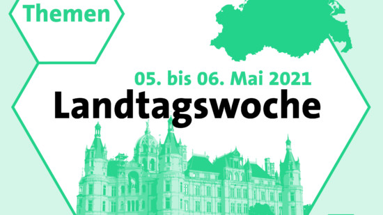 Landtagswoche Mai