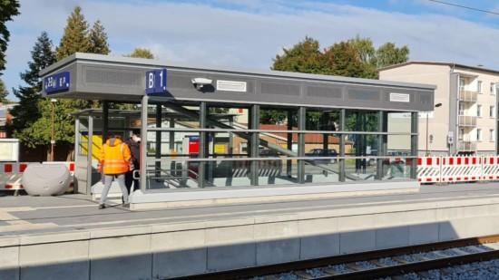 Bützow Bahnhof