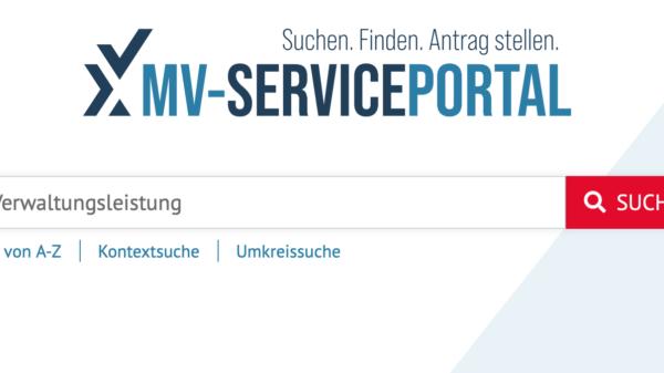 MV Serviceportal